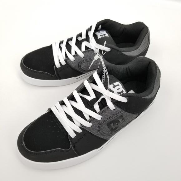 7da3ddee5a DC shoes Shoes   Dc Black Gray Blitz Ii Skate Sneaker Mens 11   Poshmark